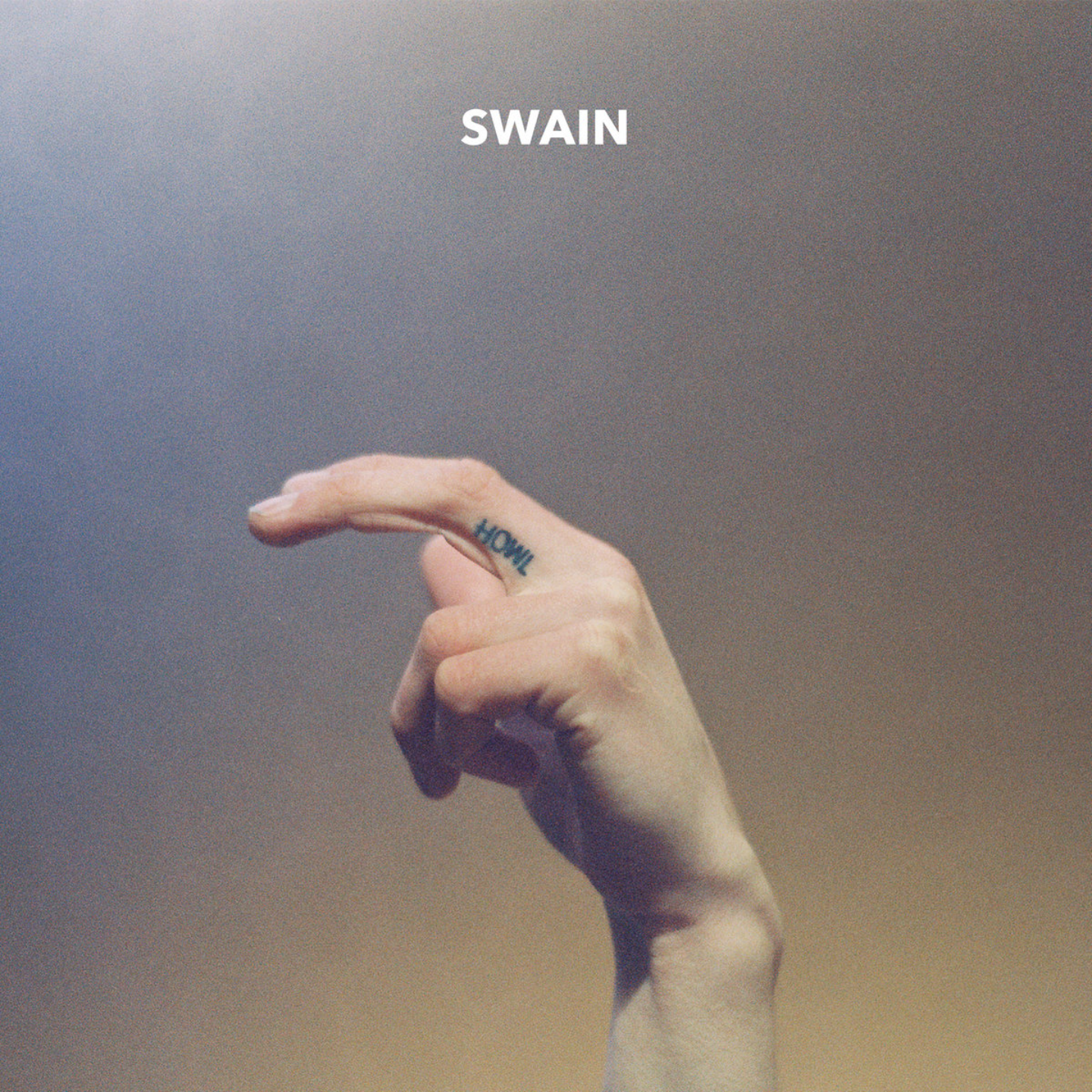 SWAIN - Howl & Heavy Dancing LP (Purple and White Split Vinyl)