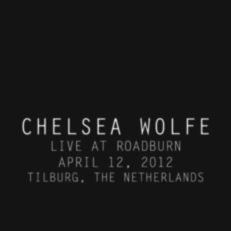 CHELSEA WOLFE - Live at Roadburn 2012 LP (Colour Vinyl)