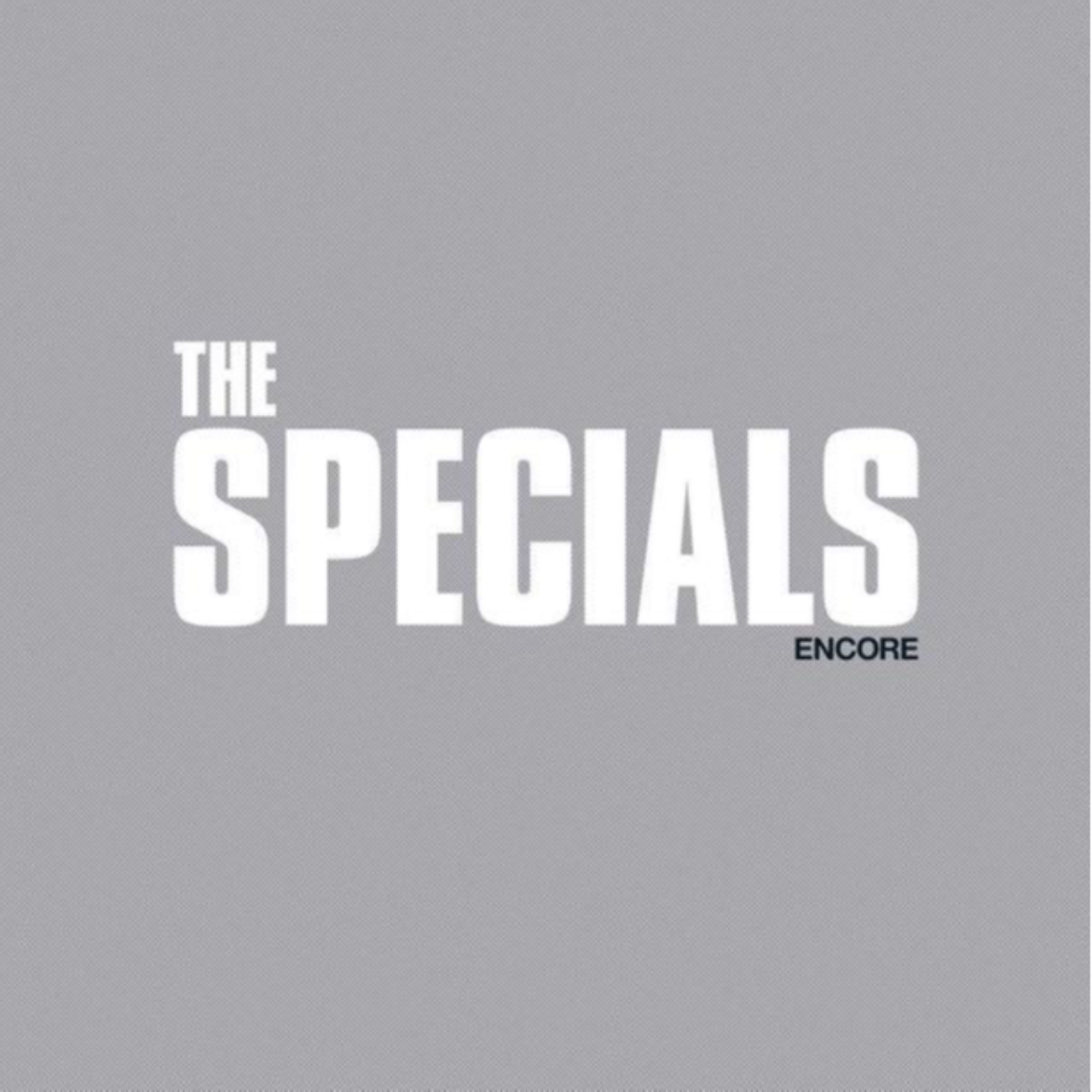 SPECIALS, THE - Encore LP White Vinyl