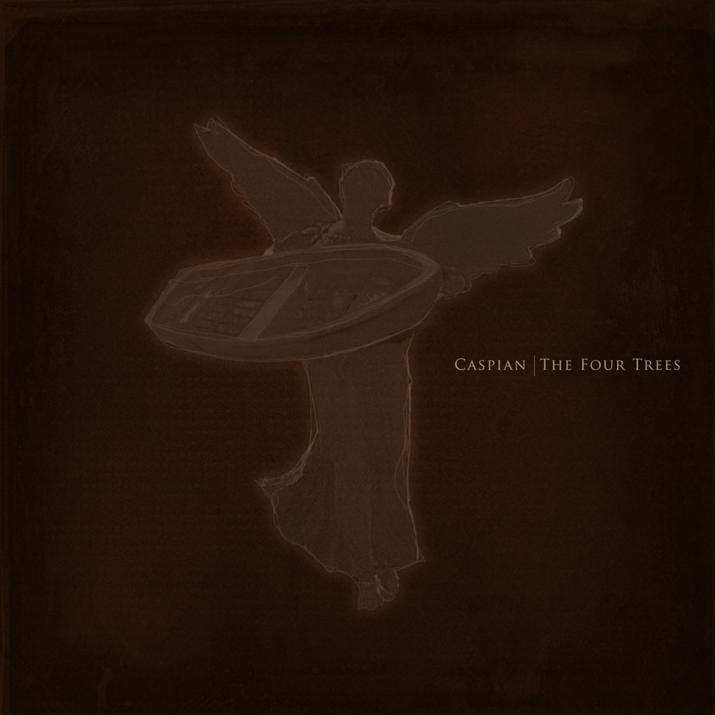 CASPIAN - The Four Trees 2xLP (Colour Vinyl)