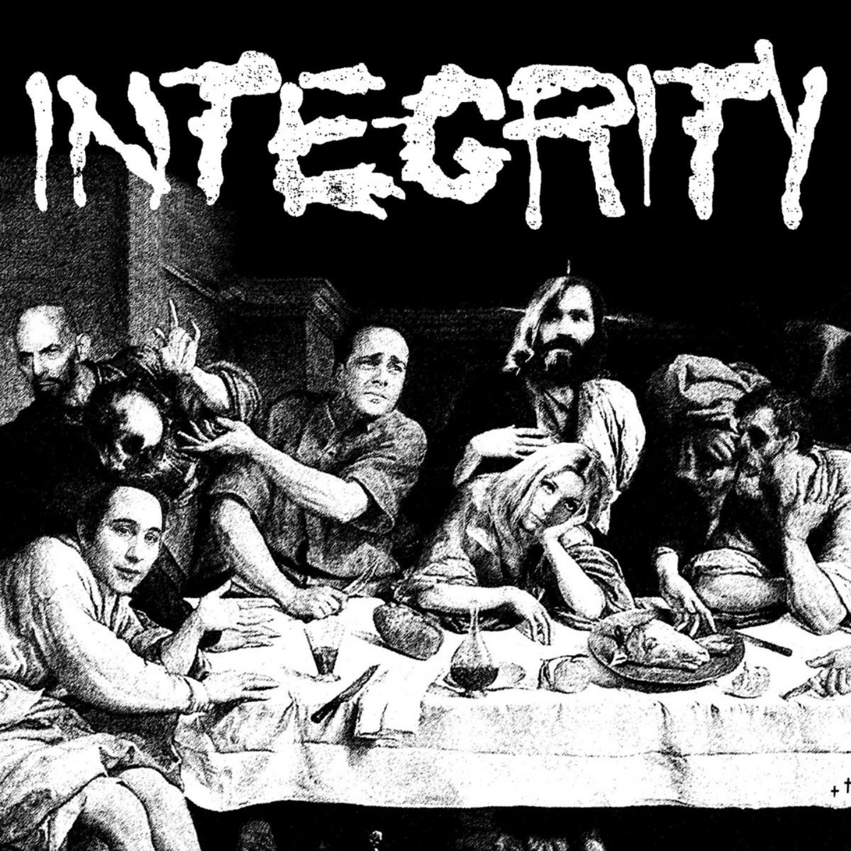 INTEGRITY - Palm Sunday LP Green Vinyl