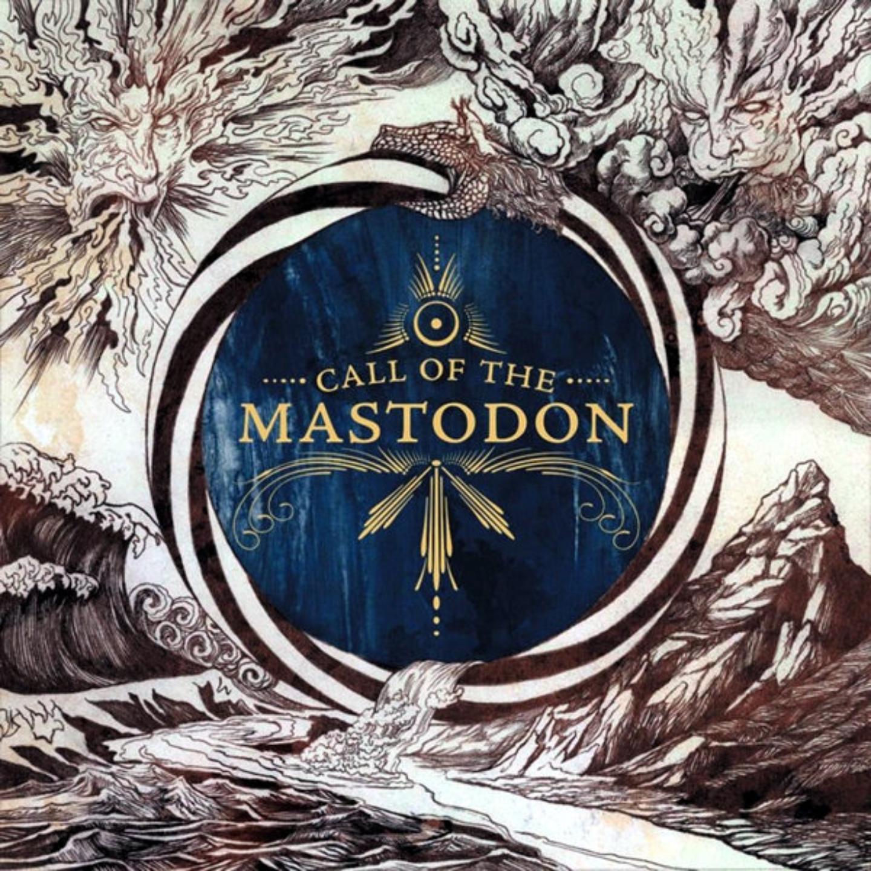 MASTODON - Call Of The Mastodon LP (Colored Vinyl)