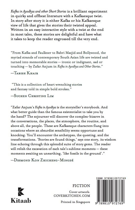 Kafka in Ayodhya by Zafar Anjum
