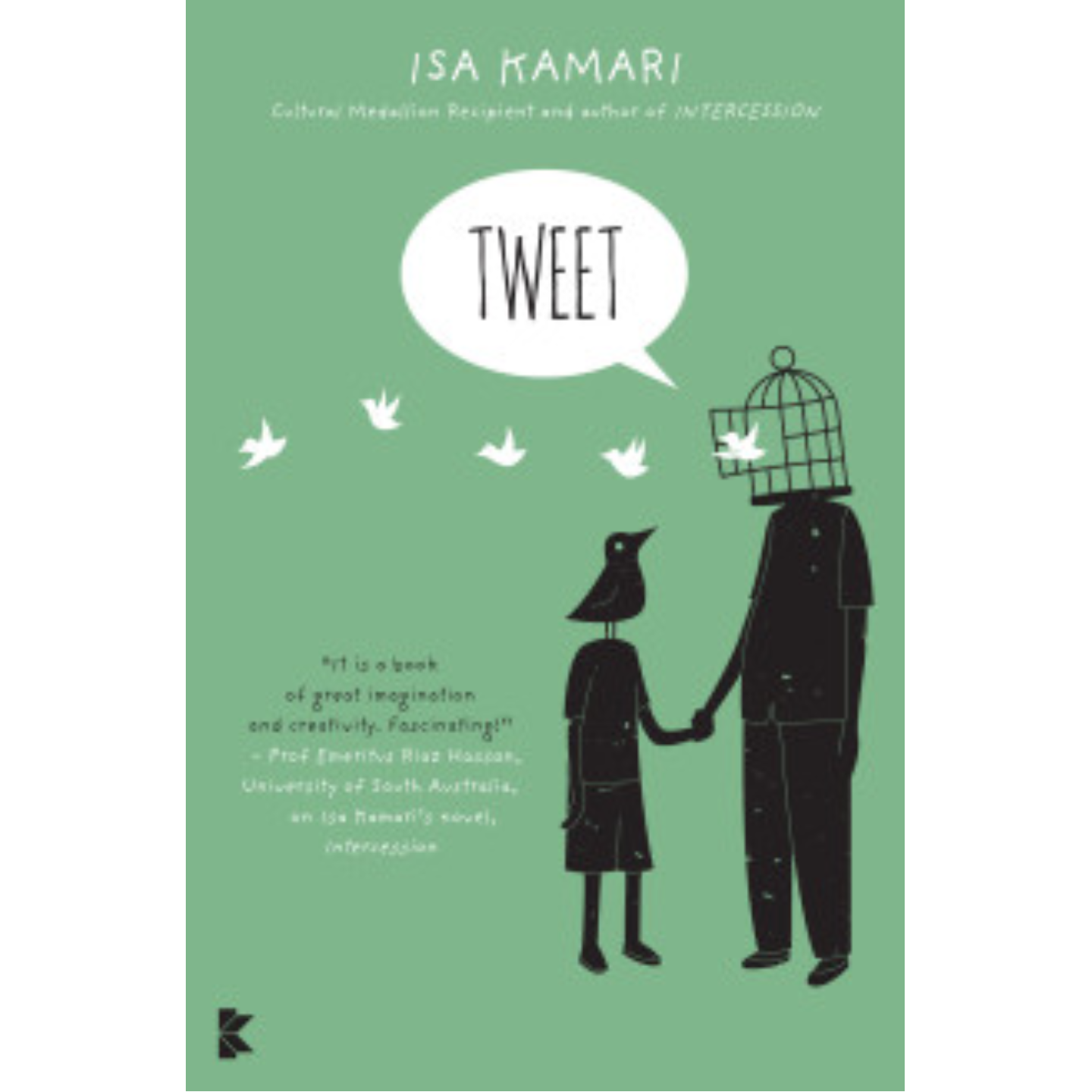 Tweet by Isa Kamari