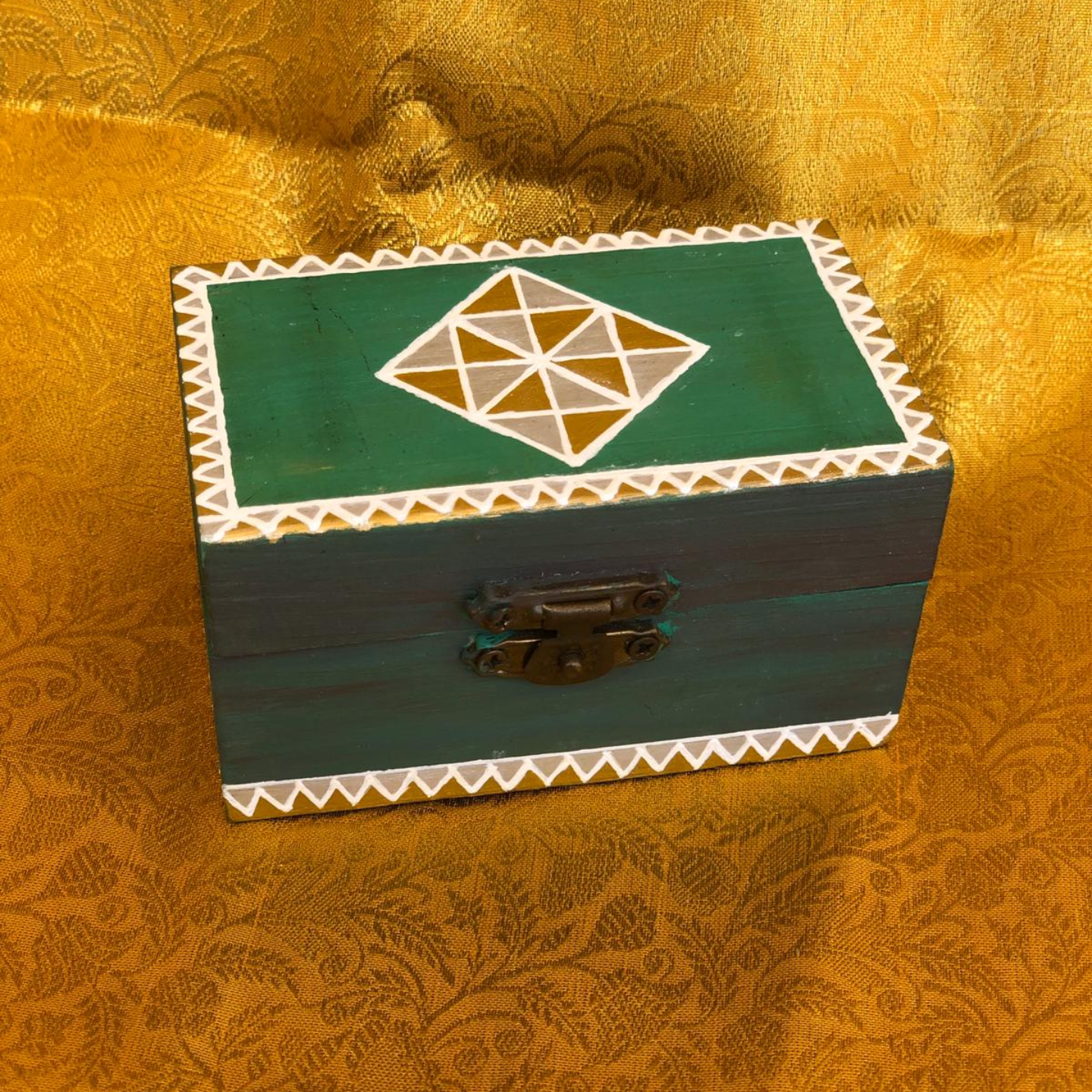 Trinket Box - Wooden