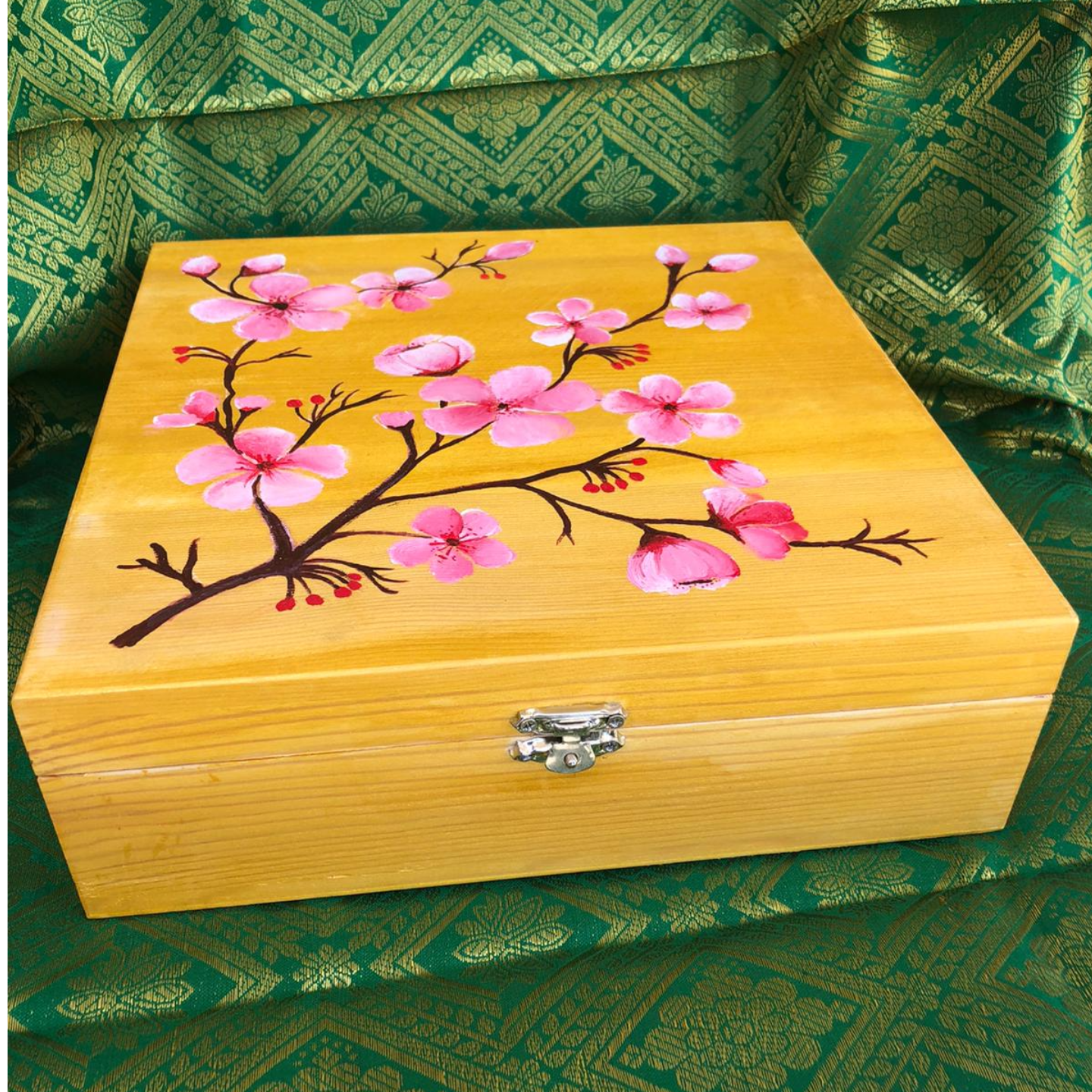 Gift - Wooden box