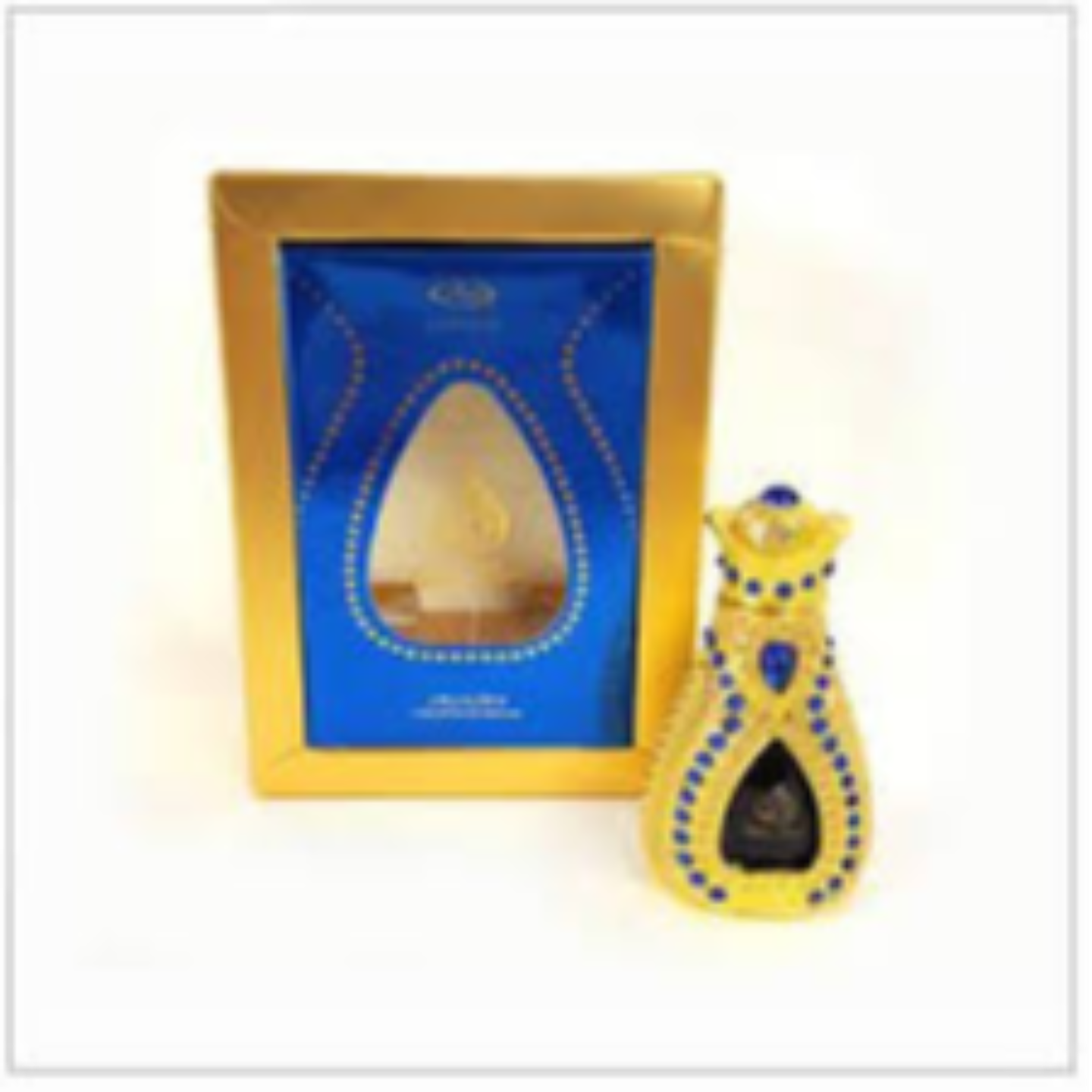 BLUE OUD ATTAR BY AL REHAB