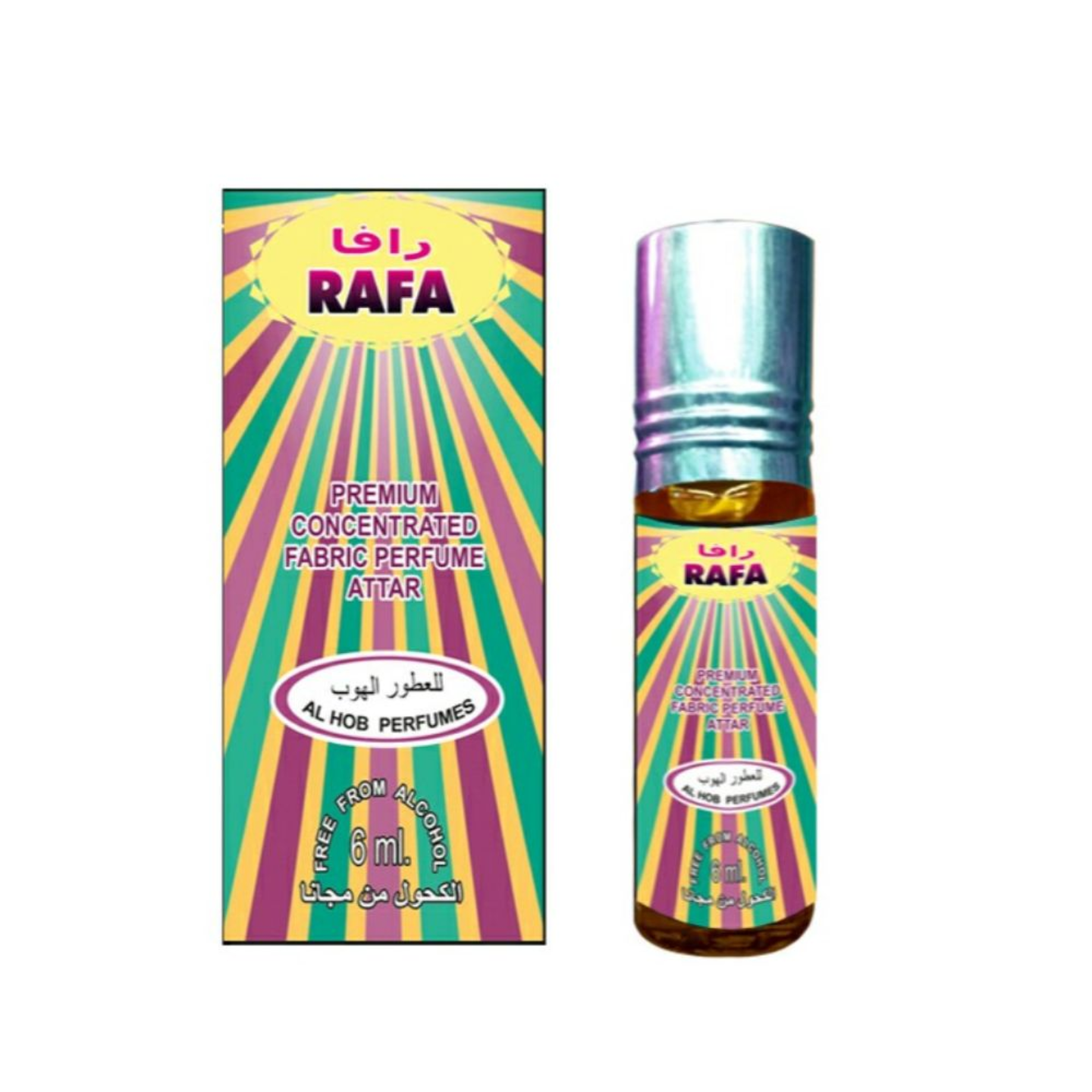 RAFA ATTAR BY AL HOB PERFUMES