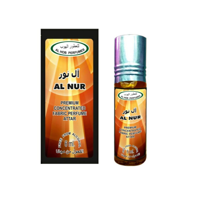AL NUR ATTAR BY AL HOB PERFUMES
