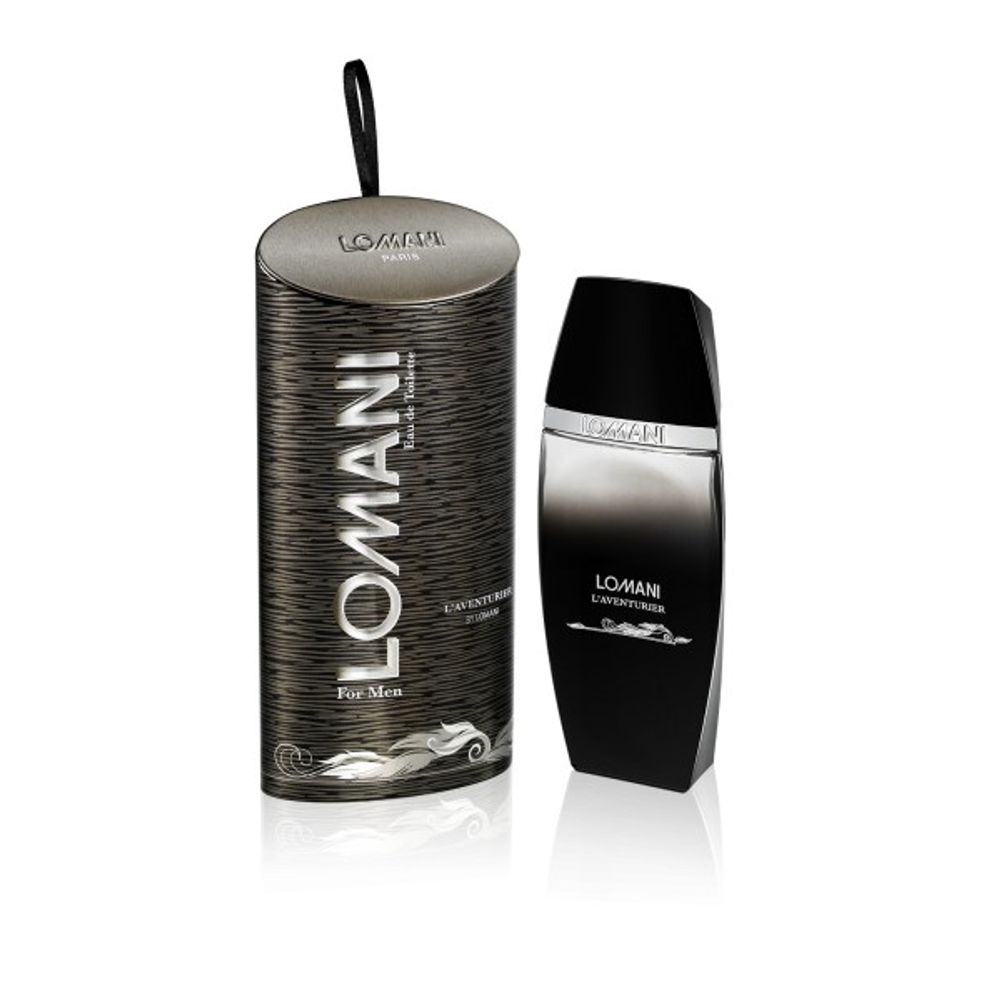 LOMANI EDT  LAventurier MEN 100ML