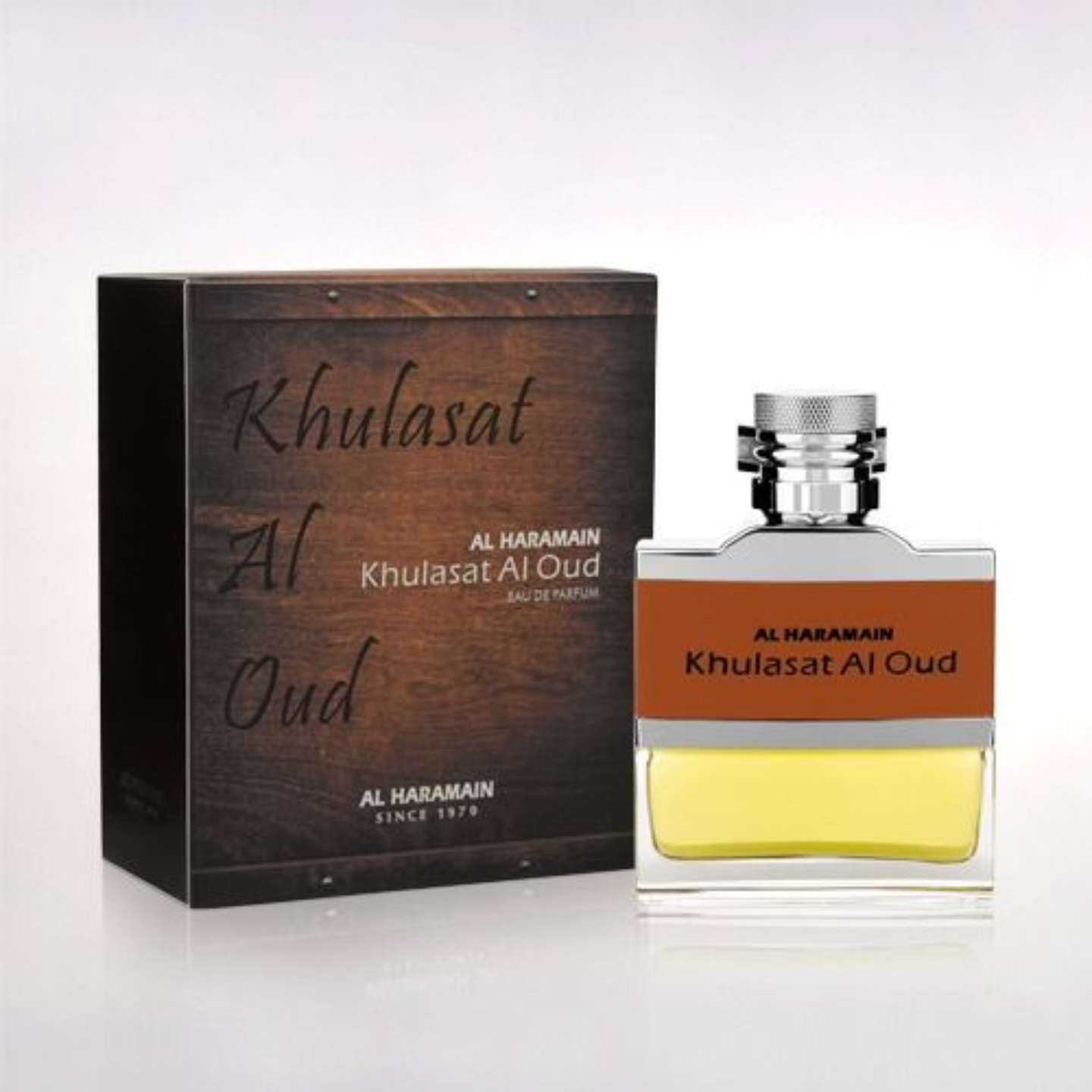 Al Haramain Khulasat Al Oudh Spray 100ml