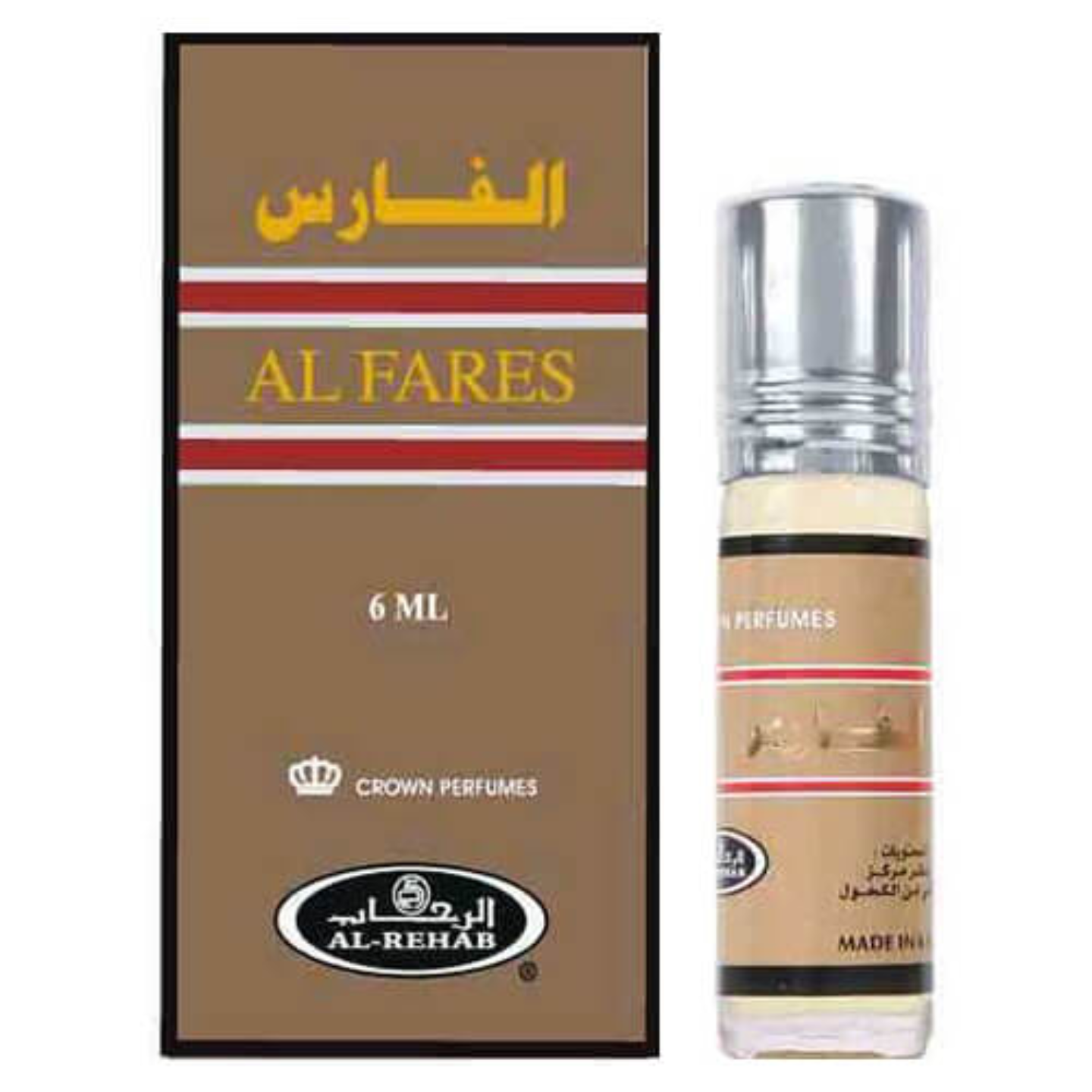 AL FARES ATTAR BY AL REHAB