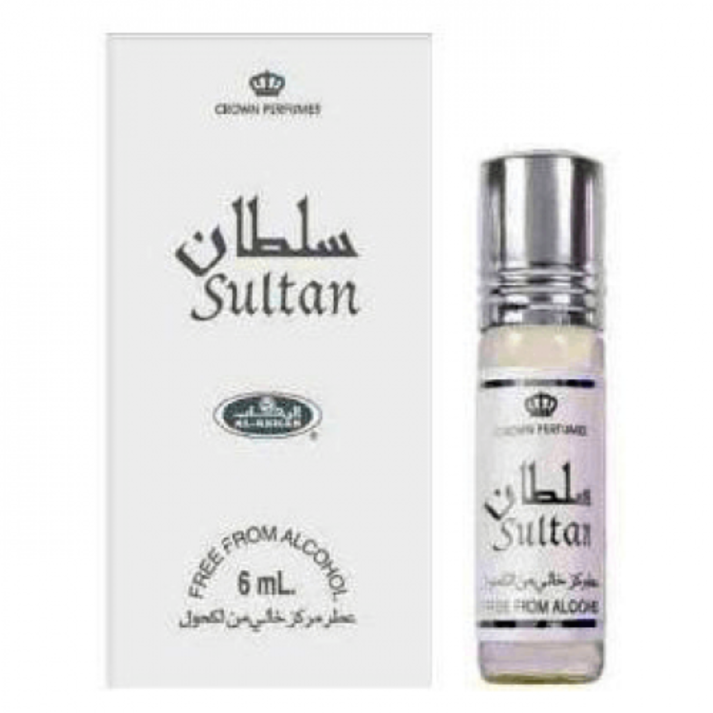 SULTHAN ATTAR BY AL REHAB