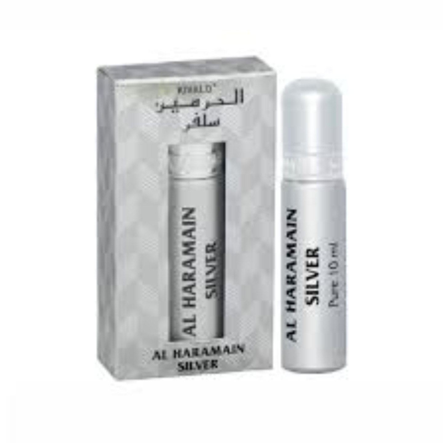 AL HARAMAIN SILVER ATTAR
