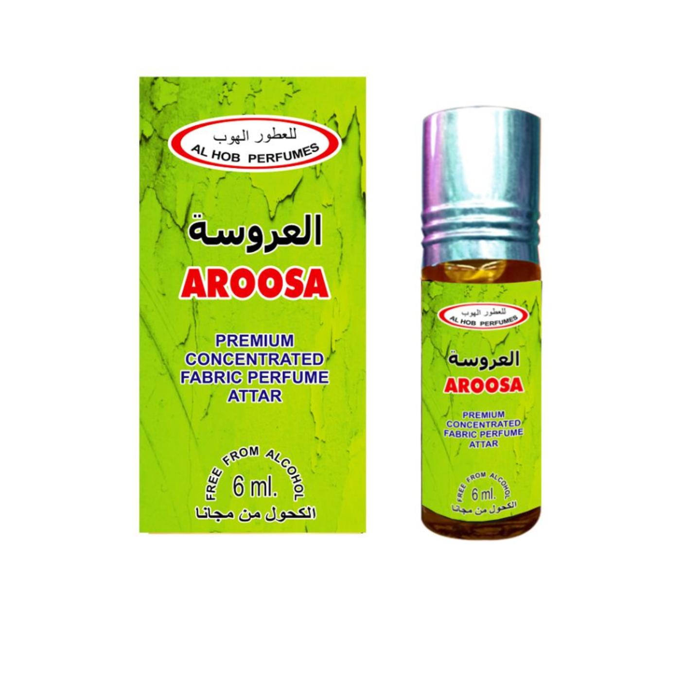 AROOSA ATTAR BY AL HOB PERFUMES