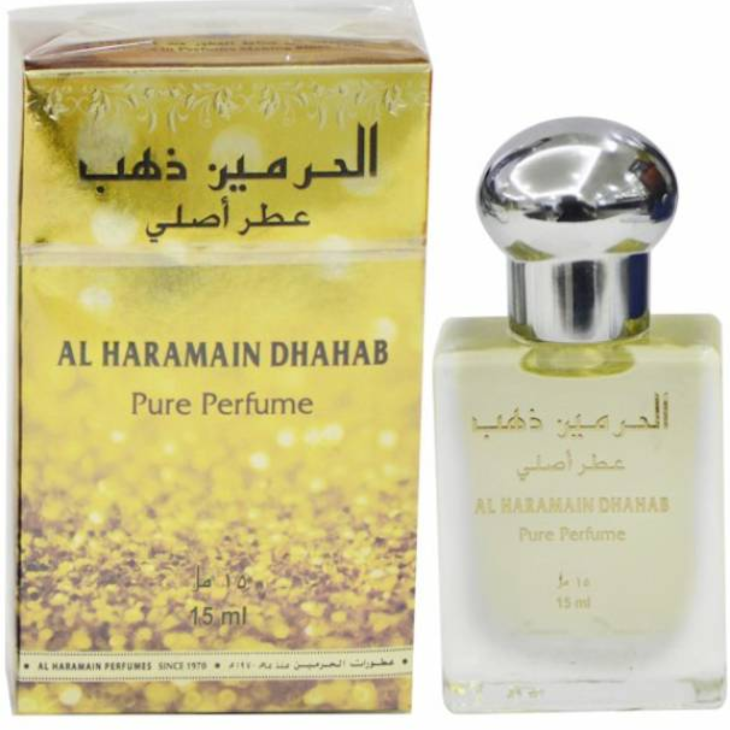 AL HARAMAIN DHAHAB ATTAR