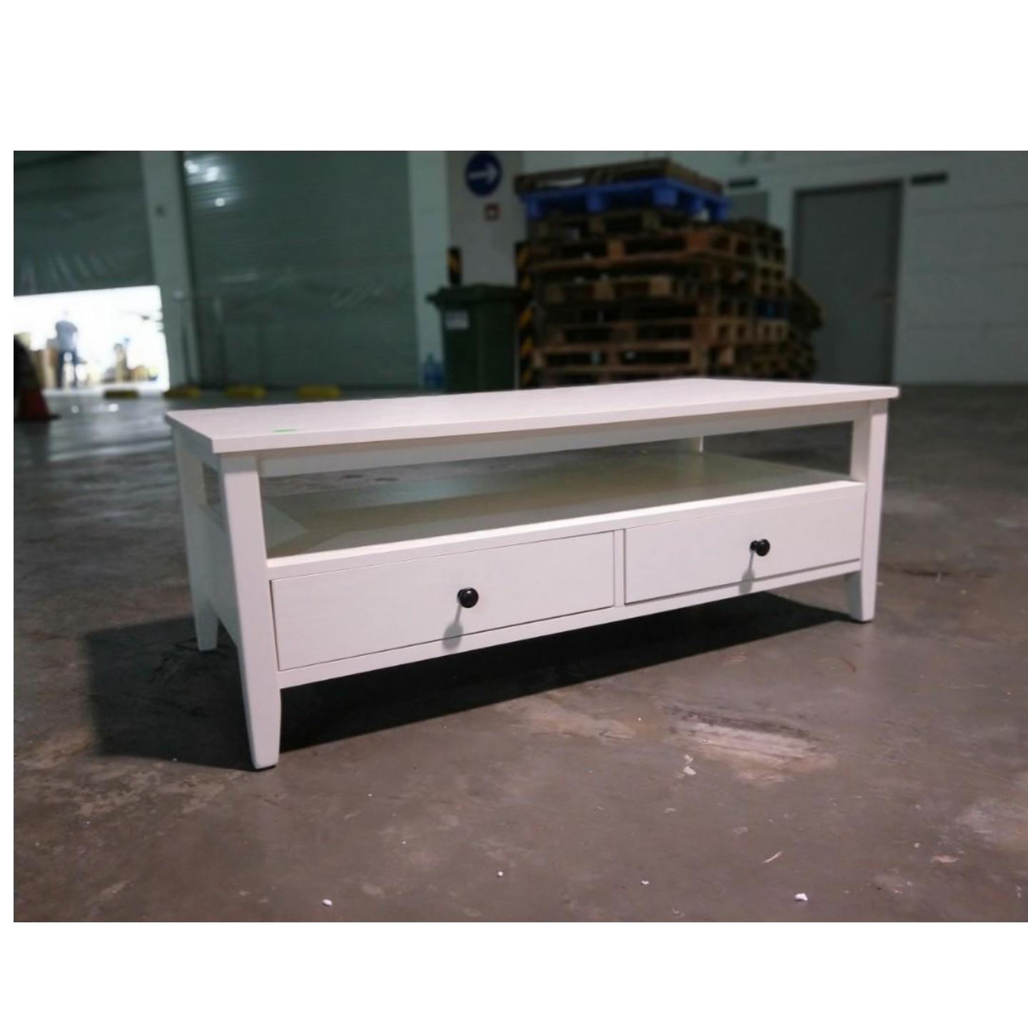 NELLA Coffee Table in WHITE