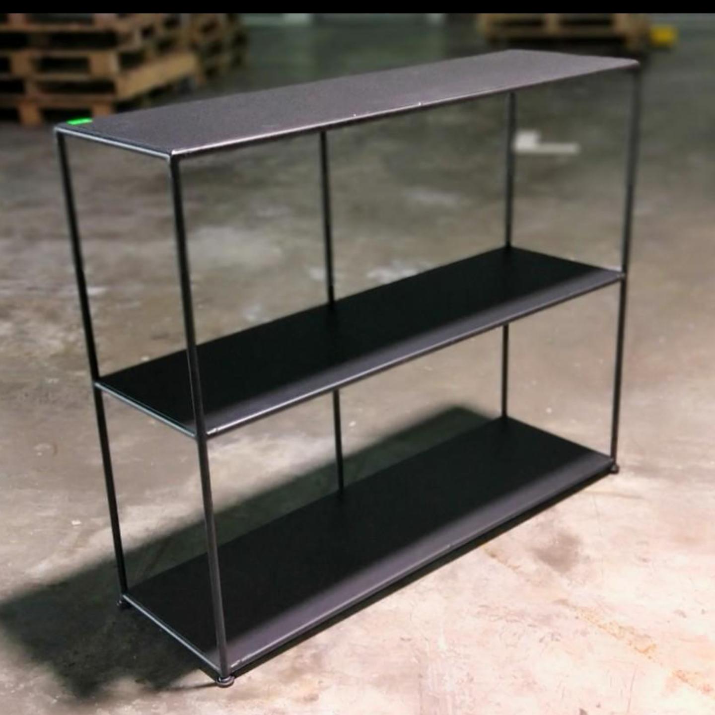 NORMIS Minimalist Wireframe Display Shelf
