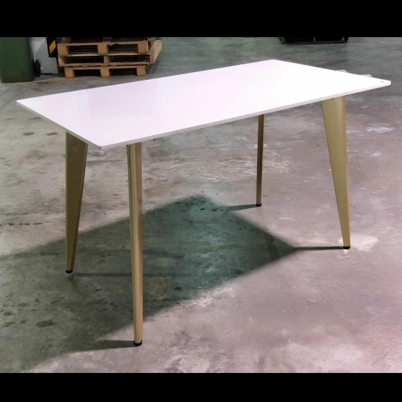 NEPTUNA Minimalist Marble Dining Table