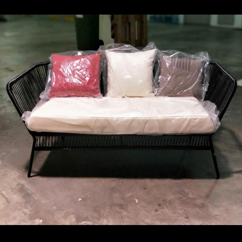 WEBBER XROSS II Patio Sofa