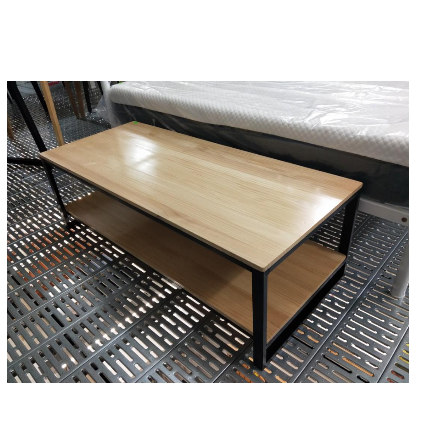 LOCKSTOCK Minimalist Industri Series Coffee Table