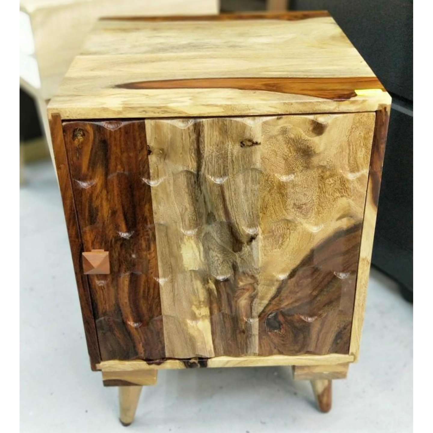 ERVIN INDUSTRI Series Side Table