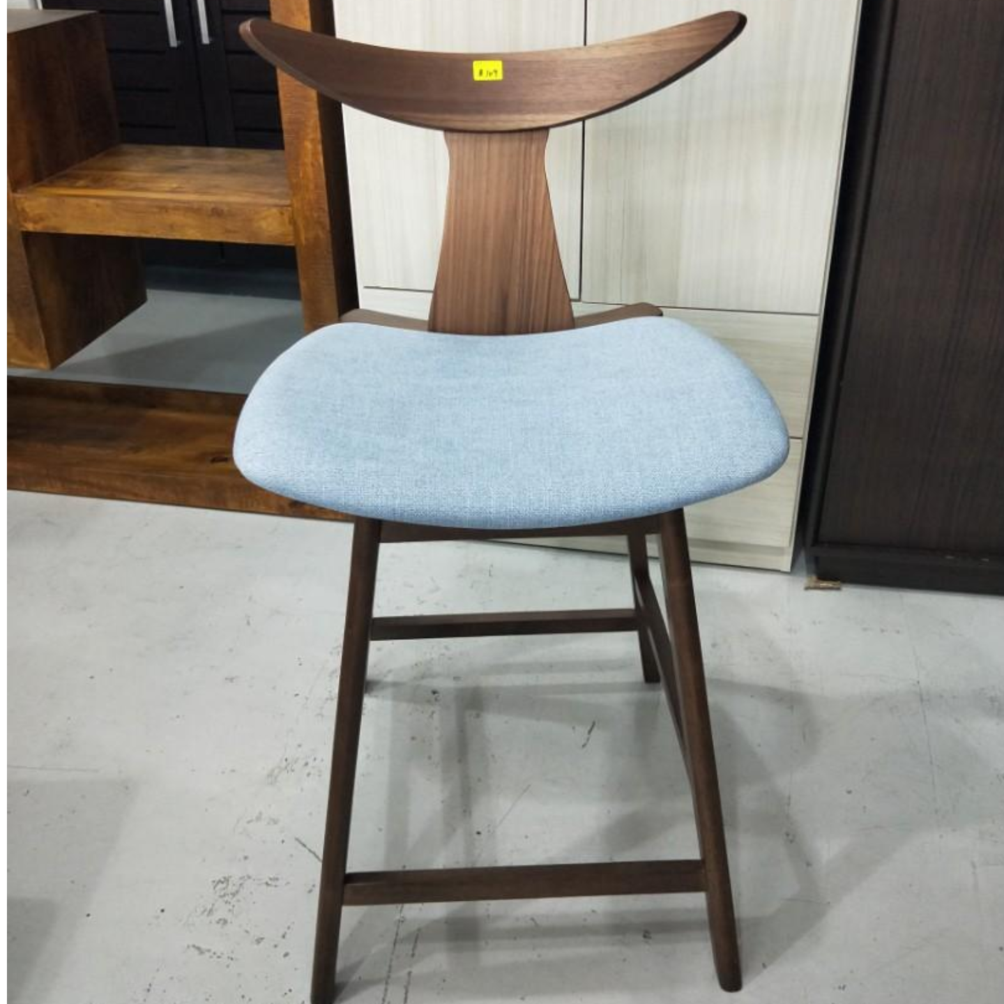 DELONES High Chair in LIGHT BLUE