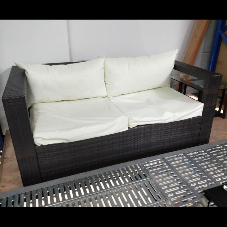 VIXION 3 Seater Outdoor Sofa