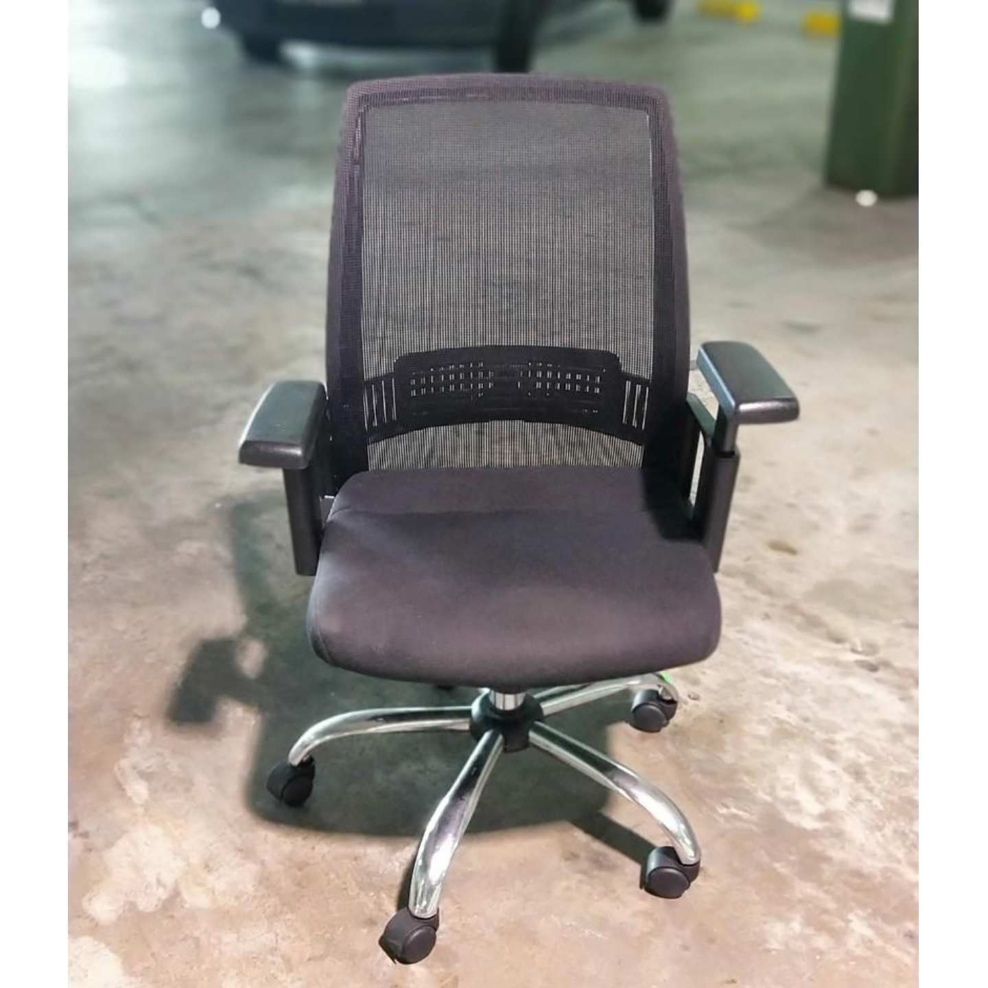 KIMALA Office Chair in BLACK