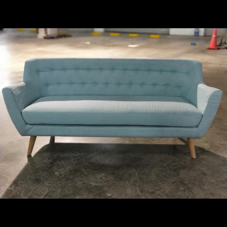 KAYNE Sofa in PALE GREEN