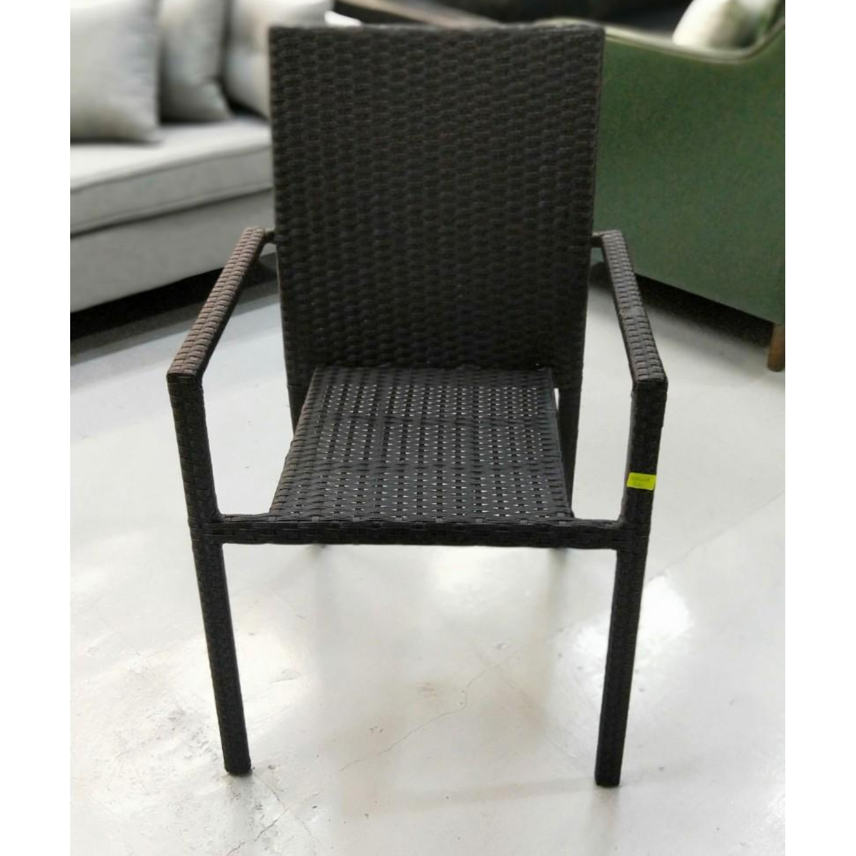 HONOLULU Outdoor Dining Chair BROWN