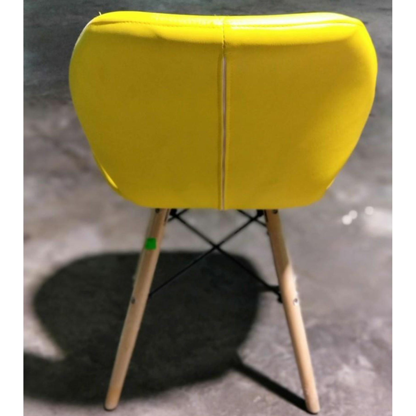KYOCHI Replica Designer Chair in YELLOW