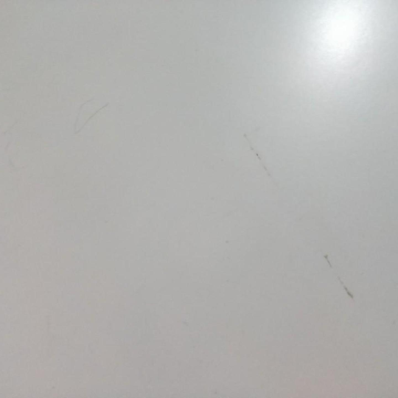 MODA Round Coffee Table in WHITE