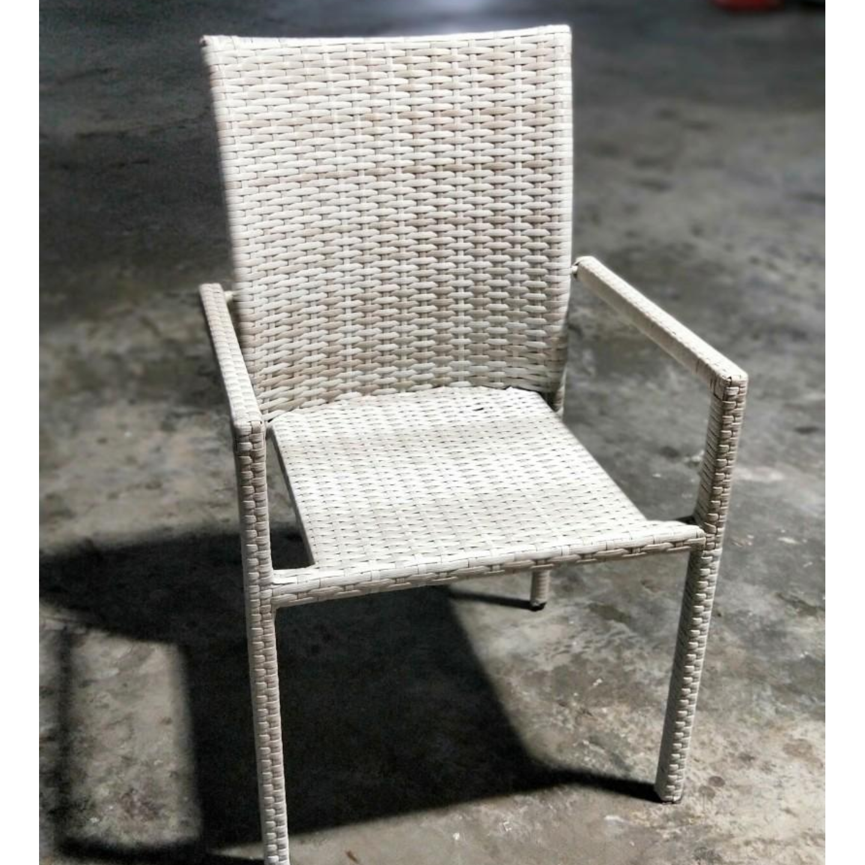 HONDORAS Outdoor Chair in BAY CREAM