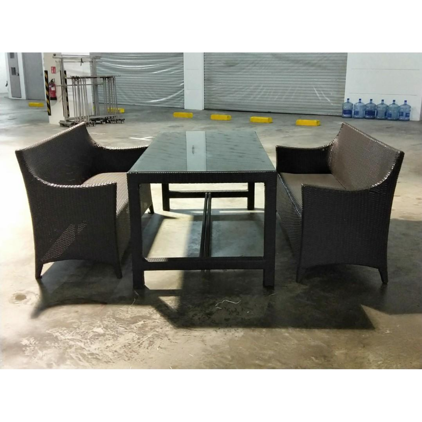 RESIDENZ Designer Outdoor Dining Set