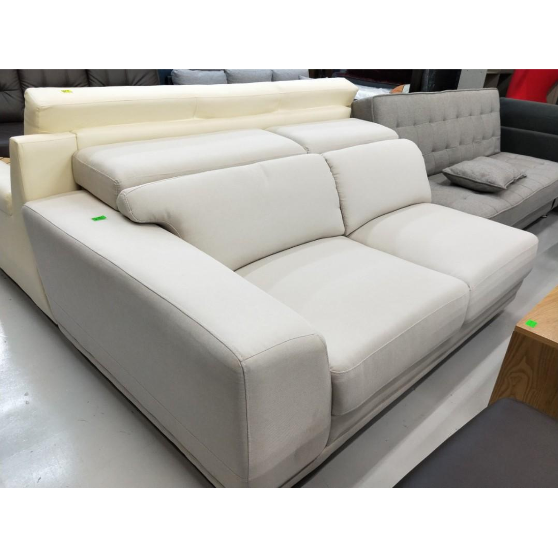 BOSJKA Corner Sofa in LIGHT BEIGE