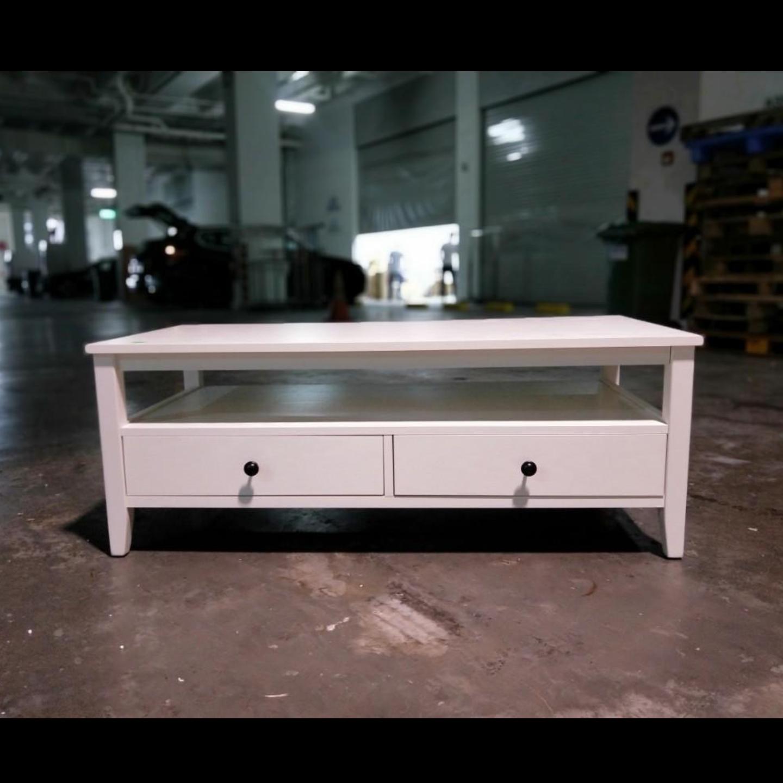 NELLA Coffee Table in WHITE
