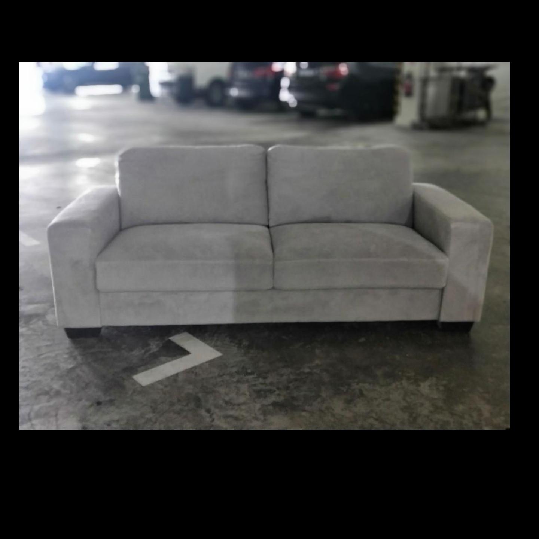 ATLANTICA 3 Seater Sofa in GREY