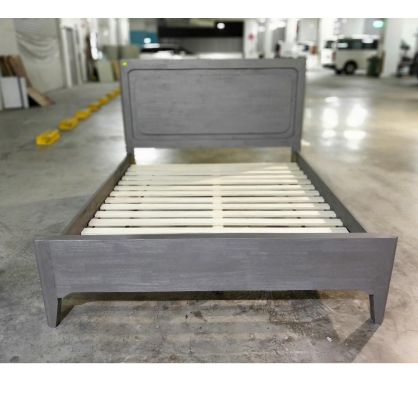 ASHRY Queen Bed Frame