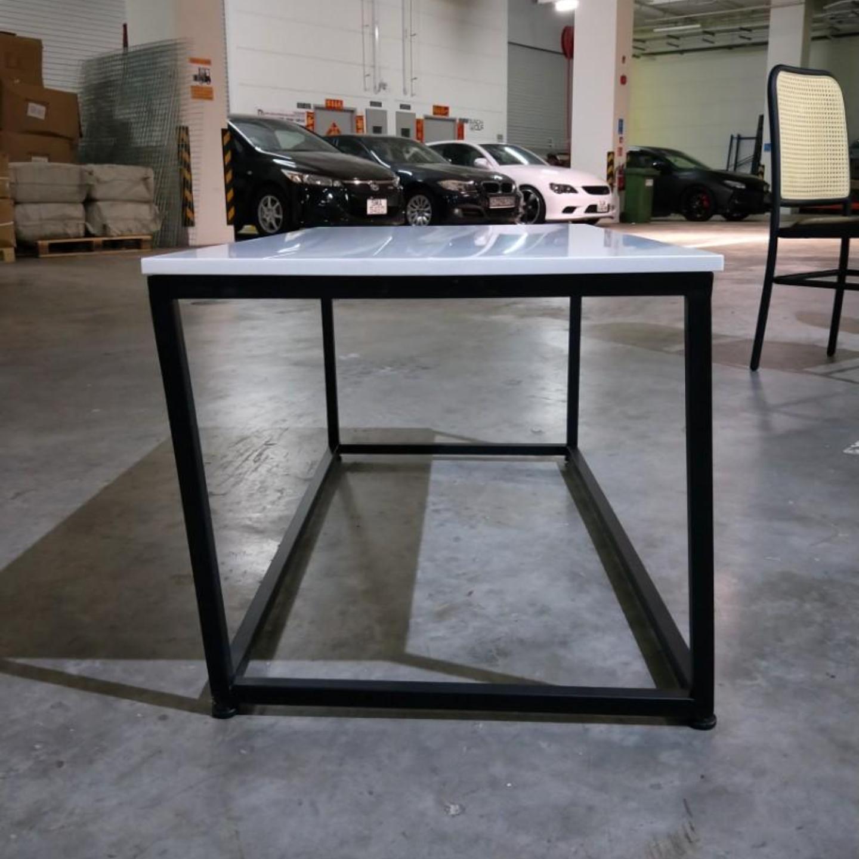 ANDELA Minimalist Marble Coffee Table
