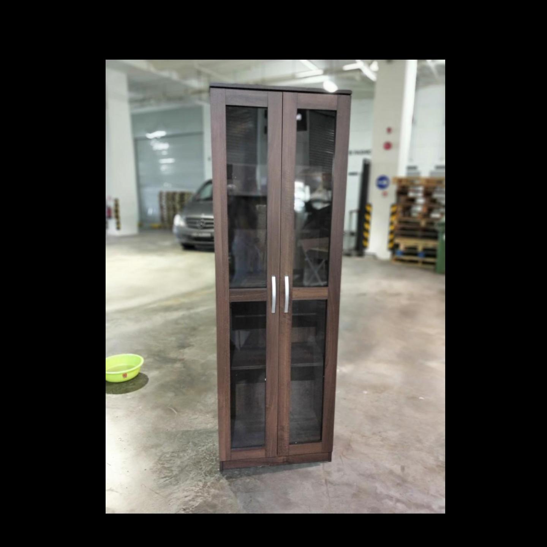 HYDE Storage Cabinet in WALNUT