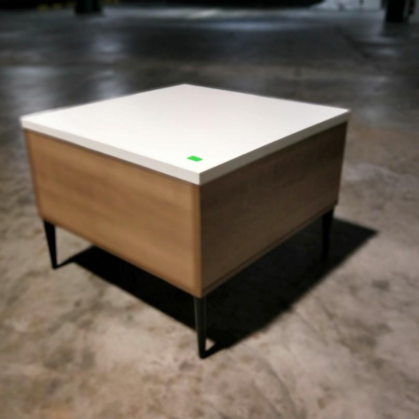 ELEAN Modern Extendable Coffee Table