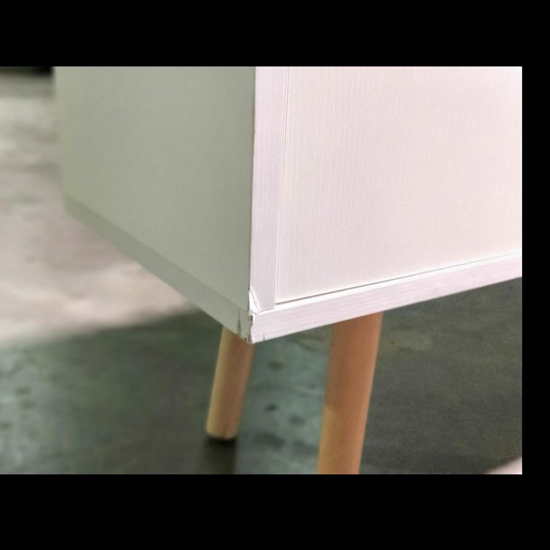 MAMKA Scandinavian Hallway Display Cabinet