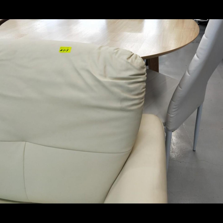 ADVAN 3 Seater Sofa in CREAM WHITE