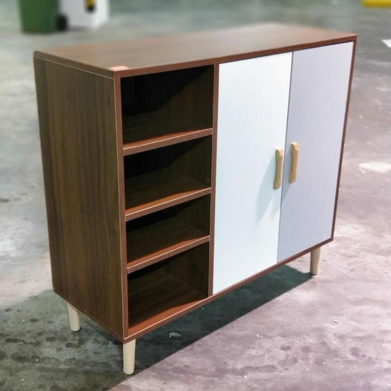 BARTON Scandinavian Shoe Cabinet