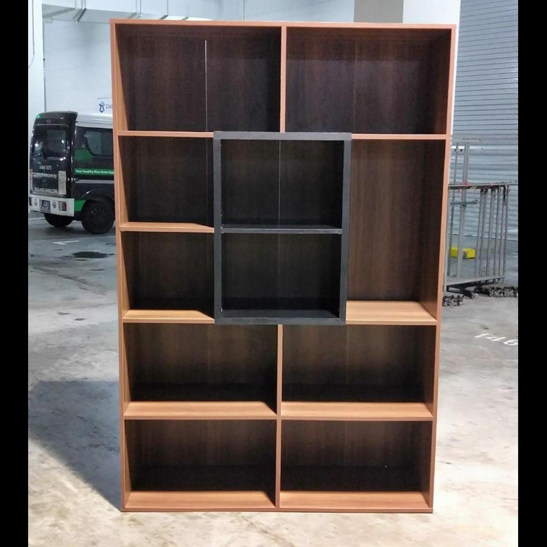 NEGAN File Cabinet in WALNUT