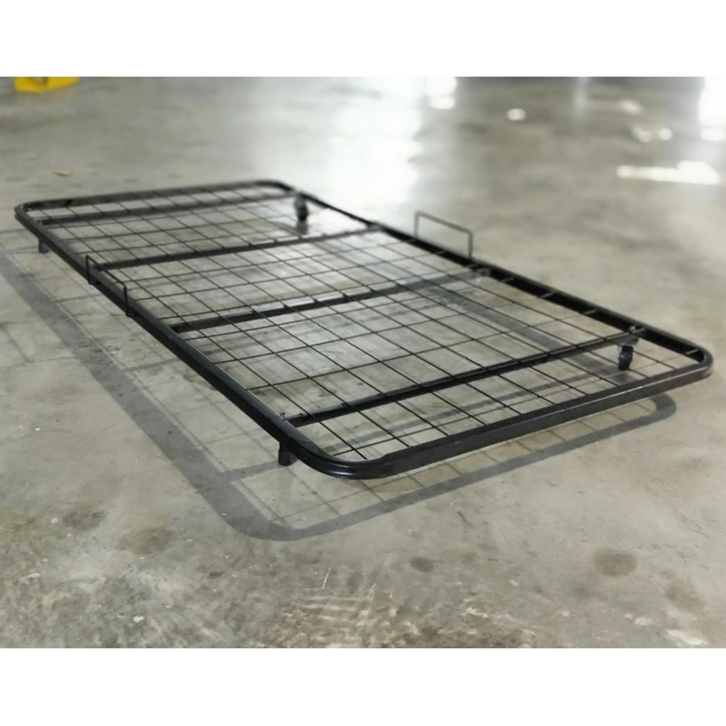 TRS Single Pull Out Metal Bed