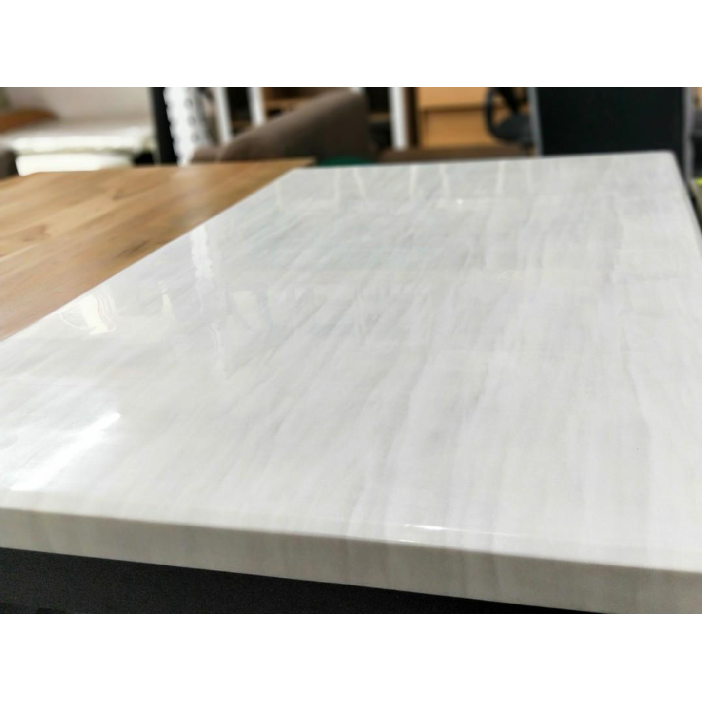 SHELTON Marble Top Dining Table