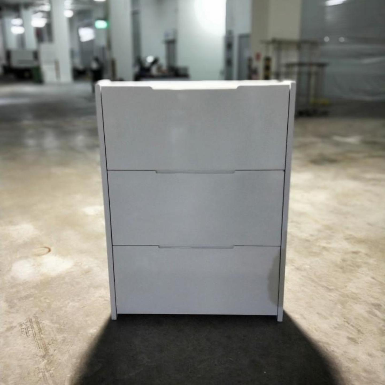 DIONA Ultra Slim Shoe Cabinet