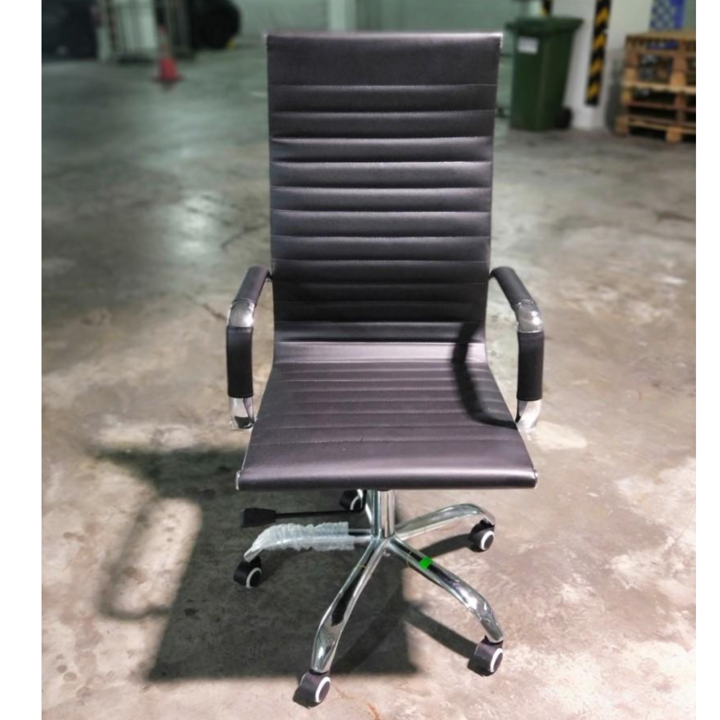 RAYS VEXTER BLACK Designer Replica High Back Office Chair